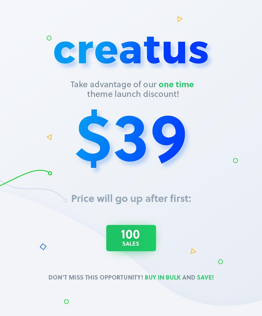 Creatus Welcome Aboard
